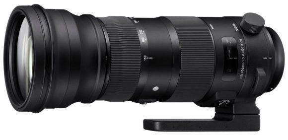 Sports 150-600mm F5-6.3 DG OS HSM