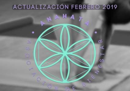 Actualización Febrero 2019