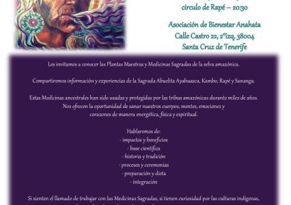 Encuentro con La Medicina – Charla gratuita por Arelis Atani