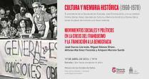 Cultura y Memoria Historica_Movimientos sociales_abril 2016