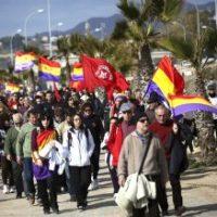 El Parlamento de Andalucía aprueba iniciativas en memoria de La Desbandá