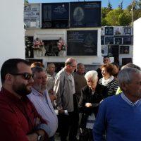 La Asociación 14 de Abril denuncia el abandono institucional de las víctimas del franquismo