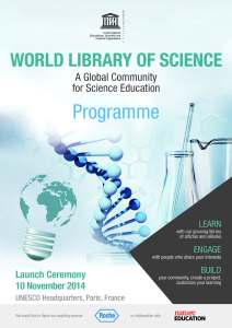 World Library of Science