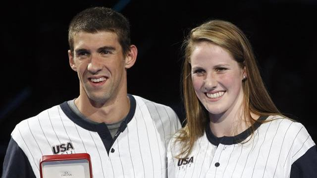 ¿Cuánto mide Missy Franklin? - Real height Missy-Franklin-and-Michael-Phelps-120702R640