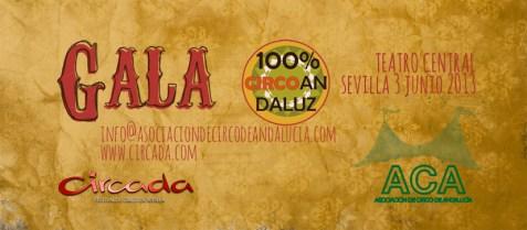 Gala Circada 2013