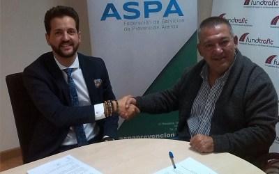 Federación ASPA se adhiere a '0 accidentes, también en el trabajo. Por ti, por todos'