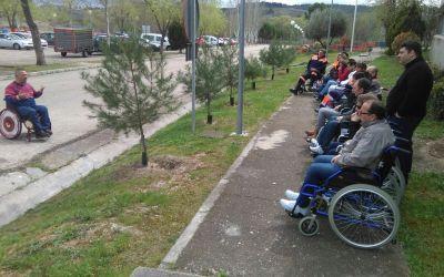 """Curso """"Actuación en emergencias con personas con discapacidad"""" en la ENPC"""