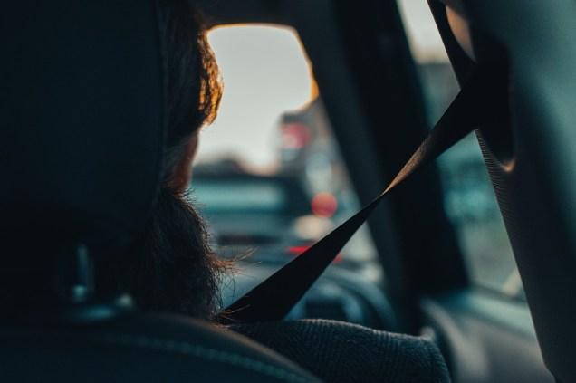 cinturón de seguridad uso