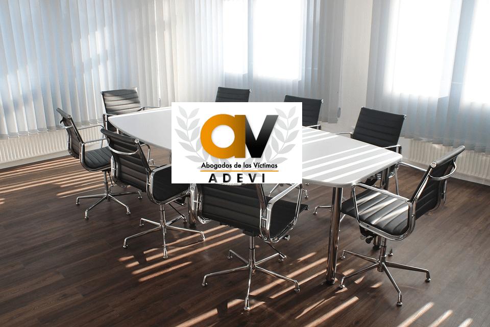 Abogados de víctimas: los compromisos de la nueva Junta Directiva de ADEVI