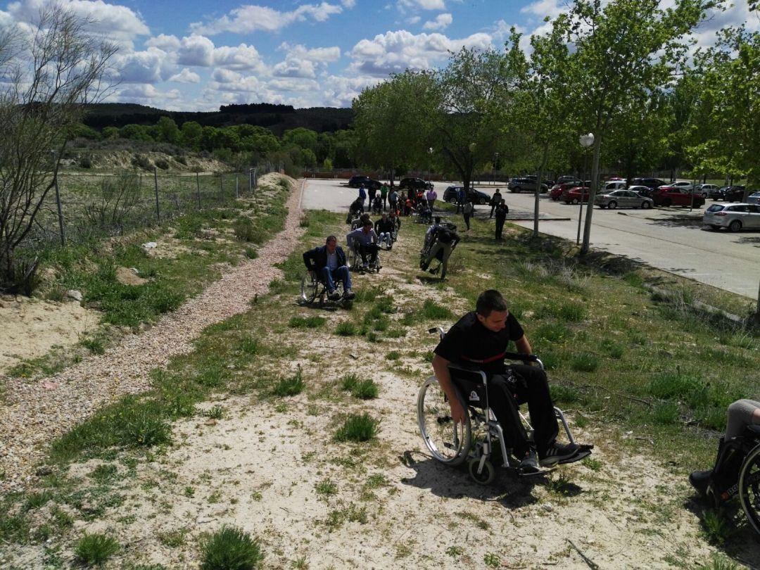 Personas con discapacidad - curso ENPC