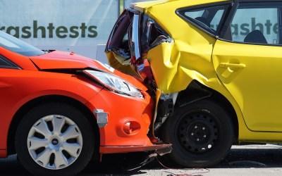 ¿Quién tiene la responsabilidad en un accidente en cadena?
