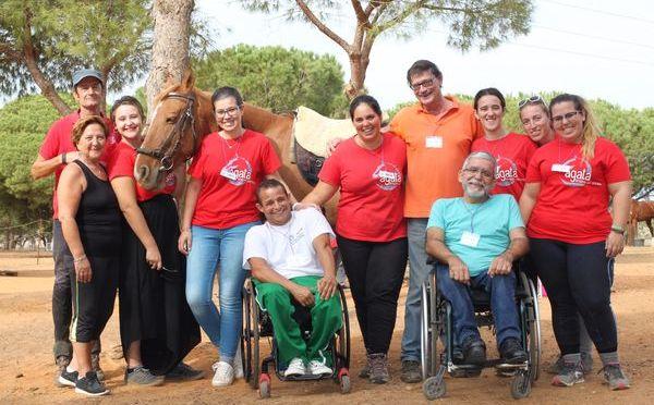 Finaliza el Proyecto de Terapia Grupal Ecuestre