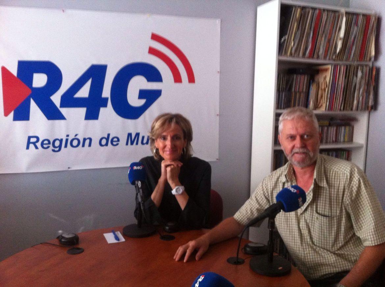 Radio 4G. Francis Martinez Pte. Libertas – Chechu Romero Pta. Red Madre. 18 de septiembre.