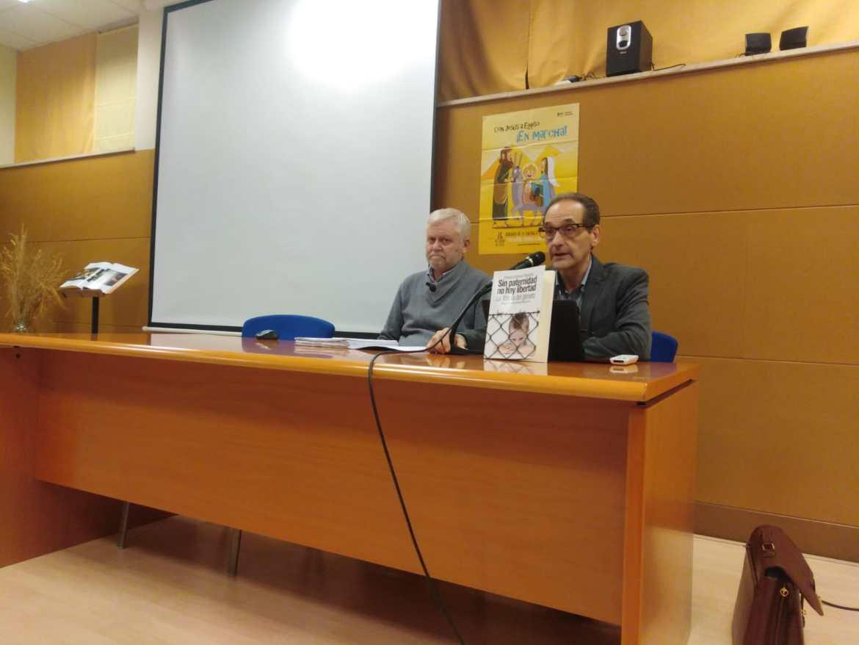 """Santander. Viernes 31 de enero – Presentación del libro: """"Sin paternidad no hay libertad. La tiranía del Género"""""""