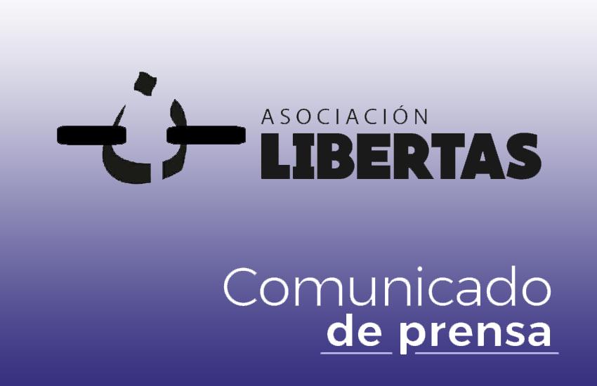 COMUNICADO DE PRENSA. ASOCIACION POR EL FUTURO DE NUESTROS HIJOS Y  ASOCIACION LIBERTAS. BANDERAS LGTBI.