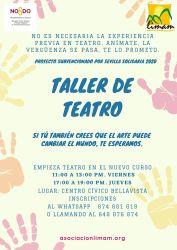 Lo Tuyo es Puro Teatro!
