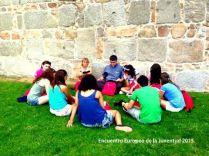 Encuentro Europeo de la juventud 2015.