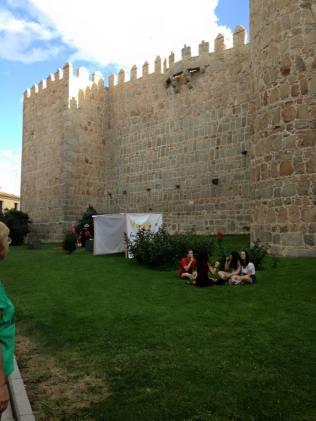 murallas