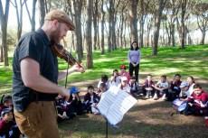 La Primavera. Concierto 4 Estaciones de Vivaldi.