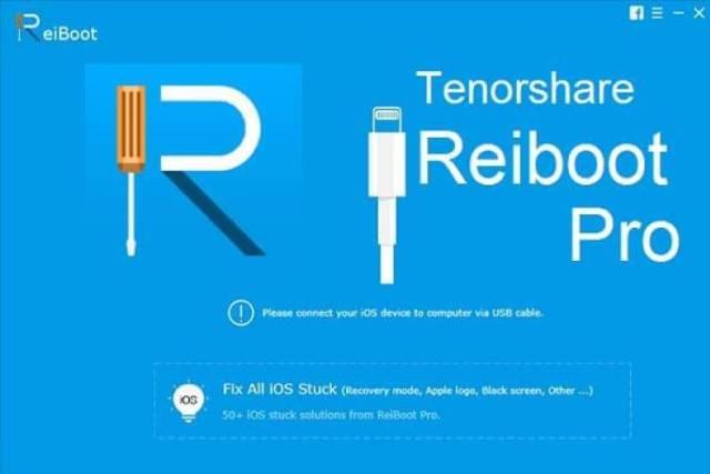 Tenorshare ReiBoot Crack v8.0.3.4 Plus Registration Code Download