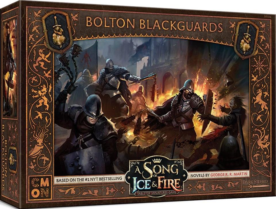 Bolton Blackguards Boite de jeu