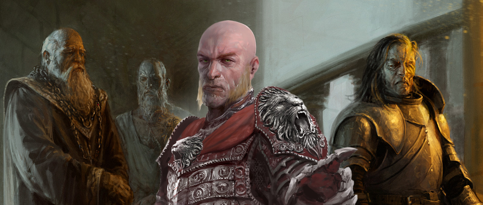 Lannister Heroes