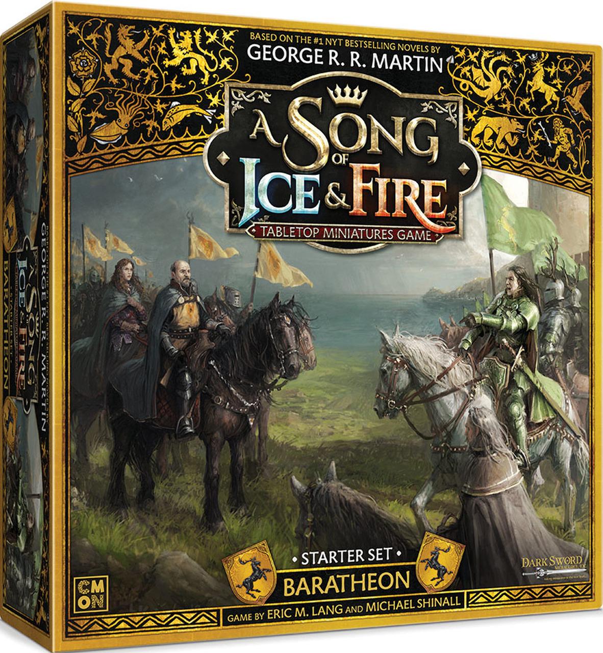 Starter Set Baratheon