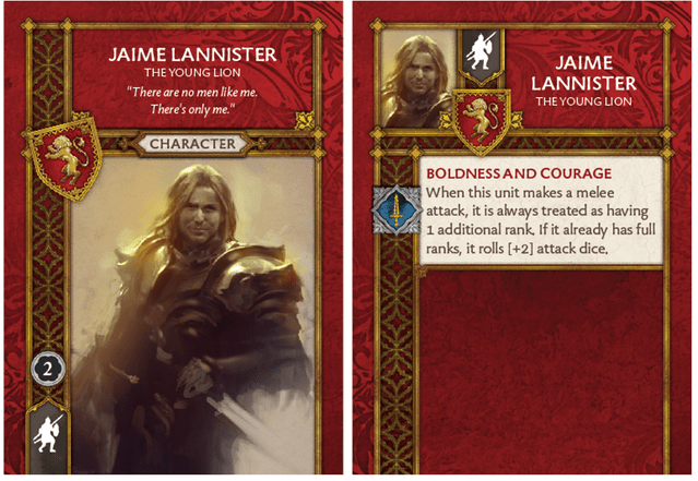 Jaime Lannister - The Young Lion