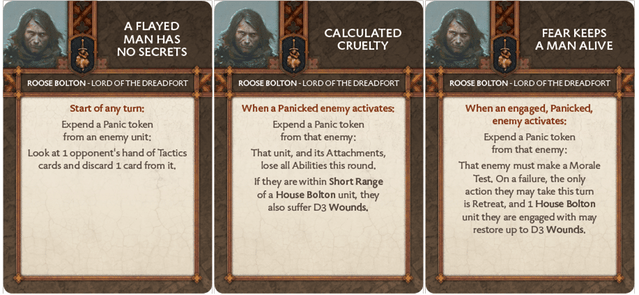 RB - Tactics Cards