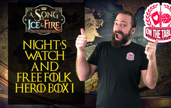 Free Folk Hero Box I and Night's Watch