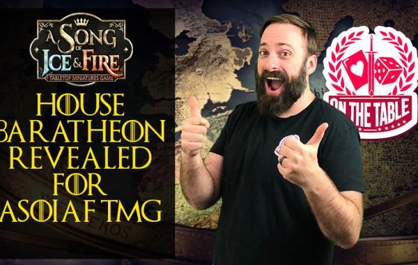 House Baratheon ASOIAF TMG