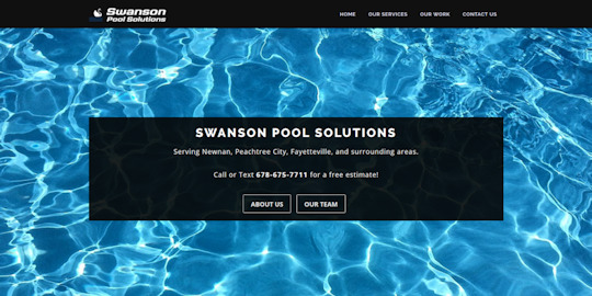 Swanson Pool Solutions