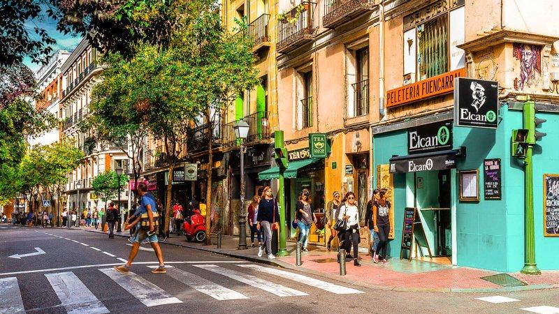 Valencia, Shopping,