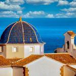 La Ermita del Calvario, Geschiedenis, Javea, Xabia, Costa-Blanca,