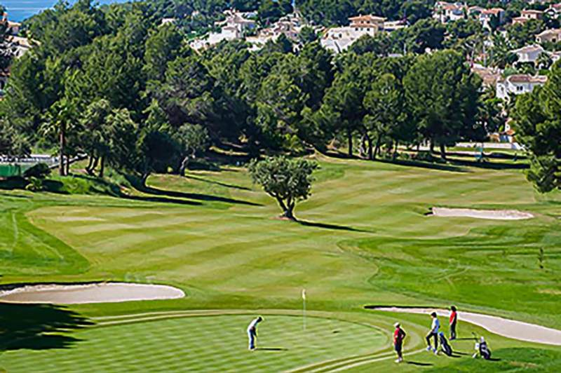 Golf, Costa-Blanca