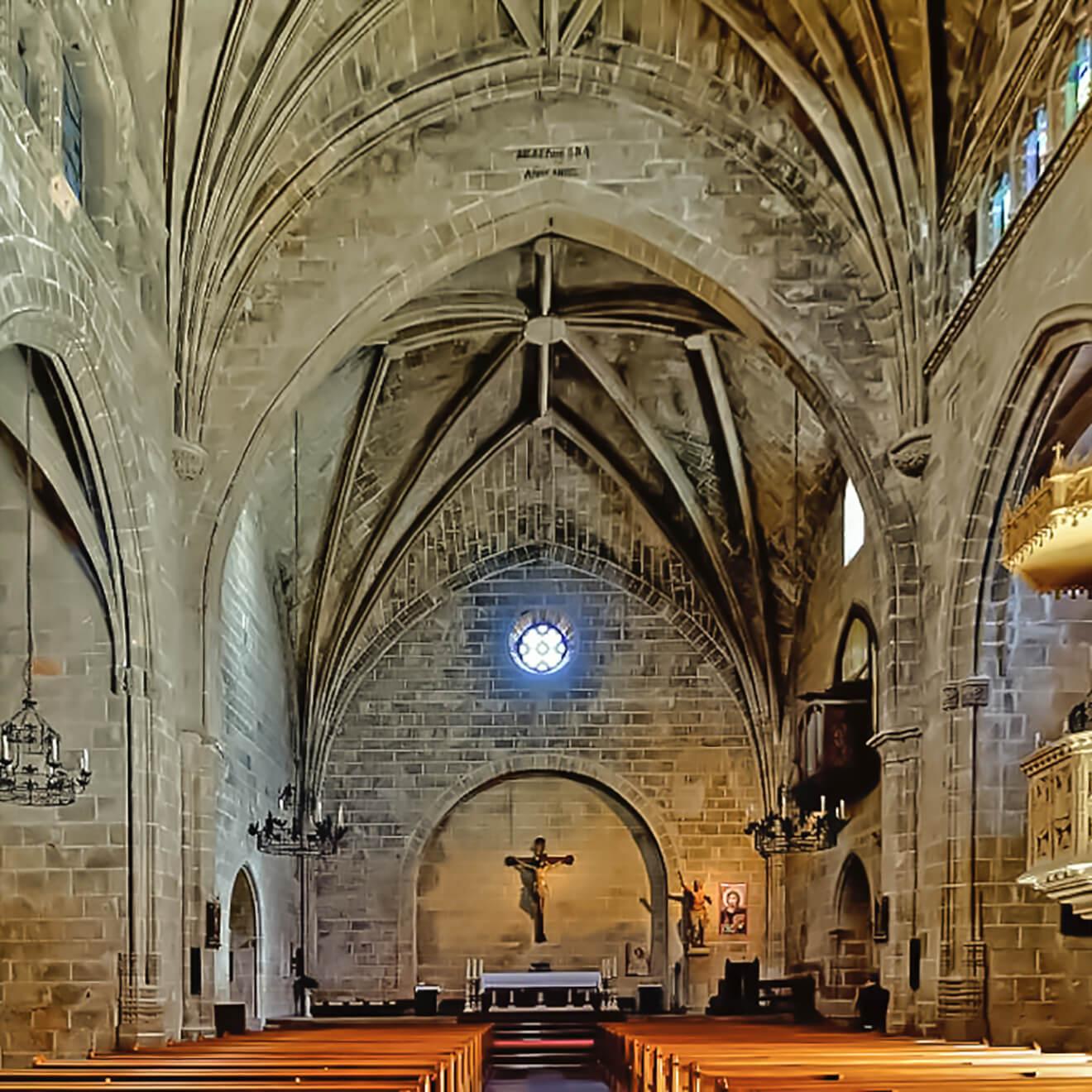 Xabia, Javea, Kerk San Bartolomé