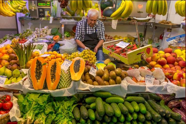 Spaanse-markten