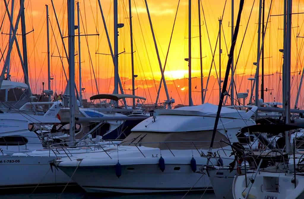 Jachthaven, Vissershaven