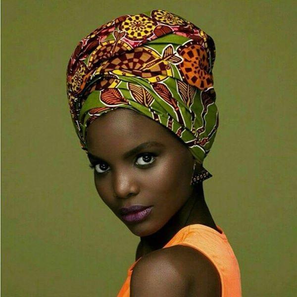 El Colorido Del Vestuario Y Peinado Afrocolombiano Una Descendencia