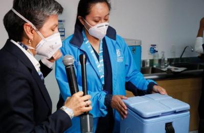 En @Bogota nos alistamos para implementar el plan de vacunación contra el COVID-19