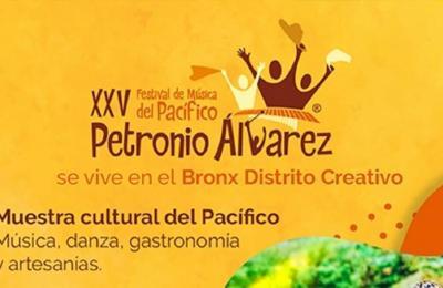 El Petronio Álvarez llega al Bronx Distrito Creativo este 8 de octubre