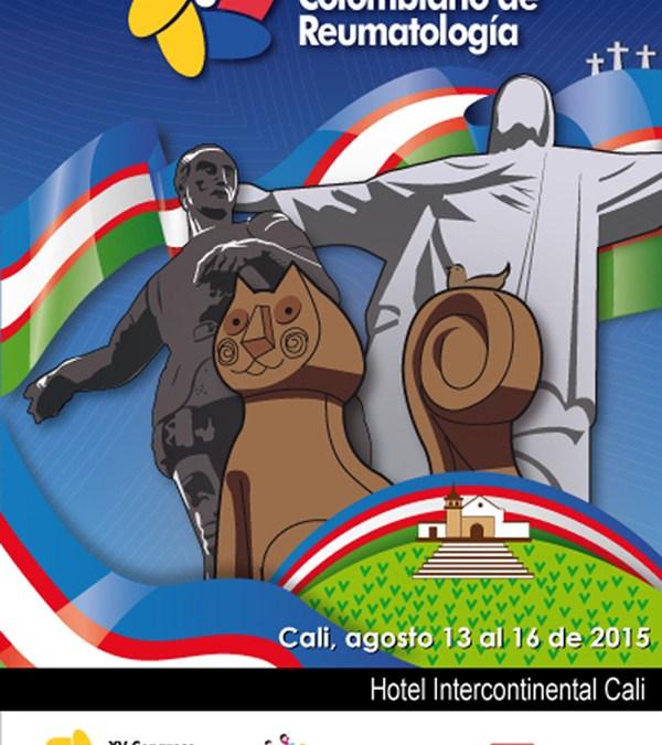 XV Congreso Colombiano de Reumatología – Cali