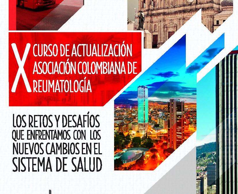 X Curso de Actualización – Bogotá