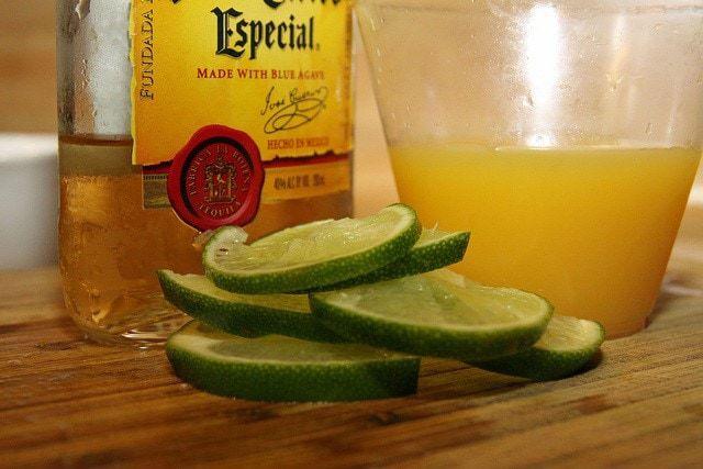 Tequila Citrus Chicken Thighs