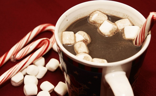 Rich, Dark, Creamy Hot Chocolate