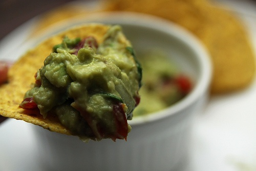 Delicious Homemade Guacamole