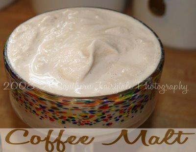 Coffee Malts
