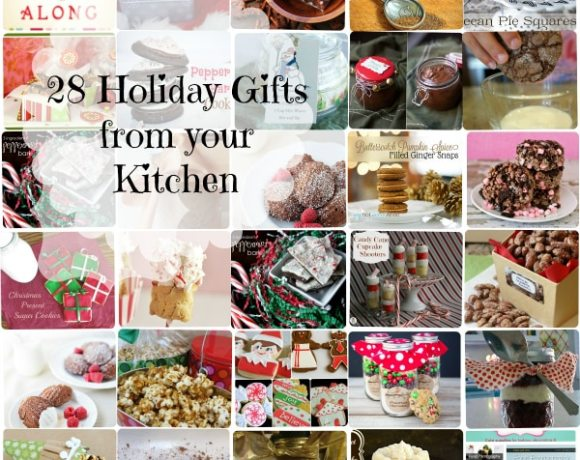 28 Kitchen Inspired Christmas Gifts