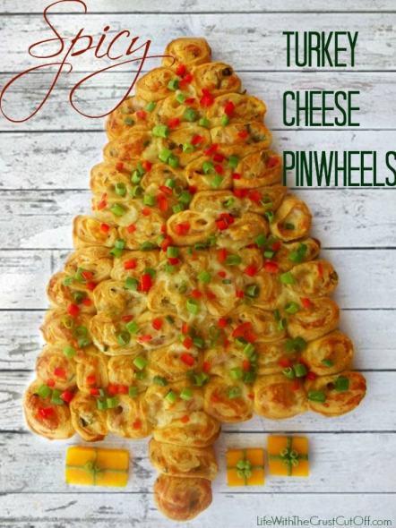 Spicy-Turkey-Cheese-Pinwheels