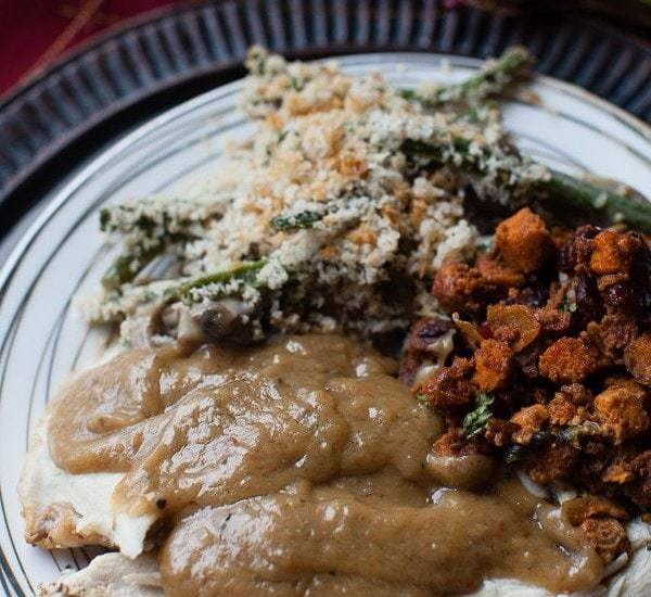 A Texas Thanksgiving Menu